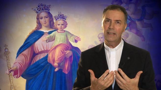 TOTA PULCHRA ES MARIA (YOU ARE ALL BEAUTIFUL, O MARY)