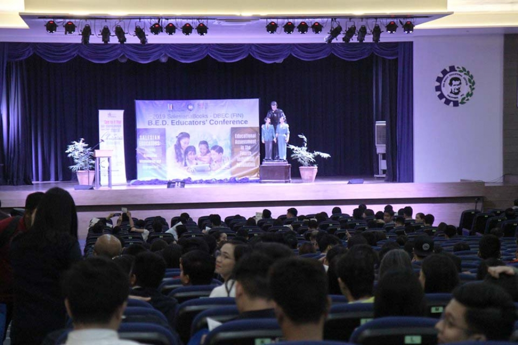 Philippines - Conference of Educators of Salesian Schools