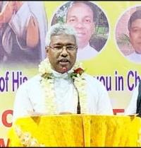 RMG - Fr Joseph Pauria is new Provincial of India-Calcutta
