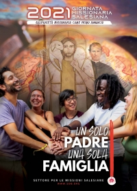 RMG – Giornata Missionaria Salesiana 2021: un solo padre, una sola famiglia. La solidarietà missionaria come primo annuncio