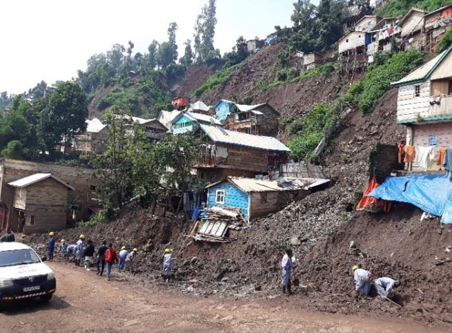 Democratic Republic of the Congo – Landslide emergency: appeal of Fr Gavioli, SDB