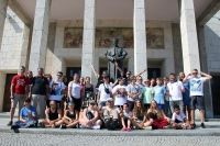 "Italy – 500 young people participate at German summer camp ""Come to Bosco"" at the Colle Don Bosco"