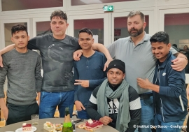 France – Migrants and young people, Salesian network at the forefront