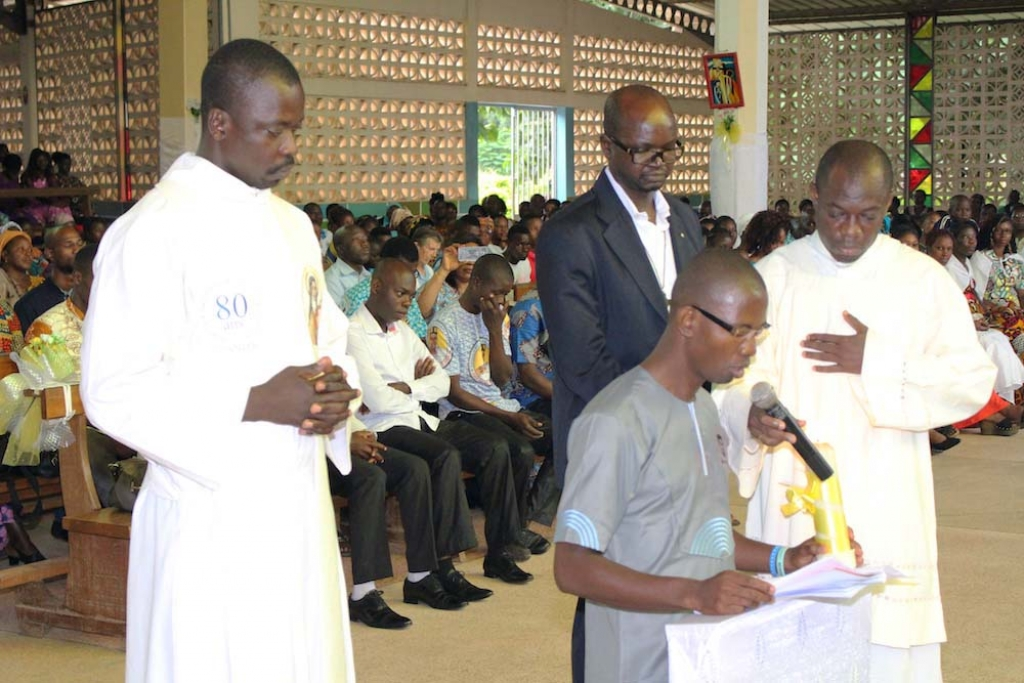 Ivory Coast - Perpetual Profession by Marc-Auguste Kambiré
