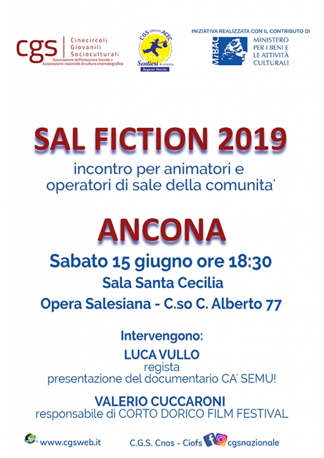 "Italia – ""Sal Fiction"" 2019"