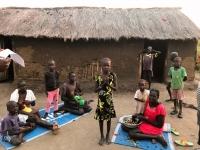 Uganda – Refugees receive critical supplies