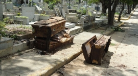 Venezuela - After desecration of tombs, deceased Salesians may now rest in peace