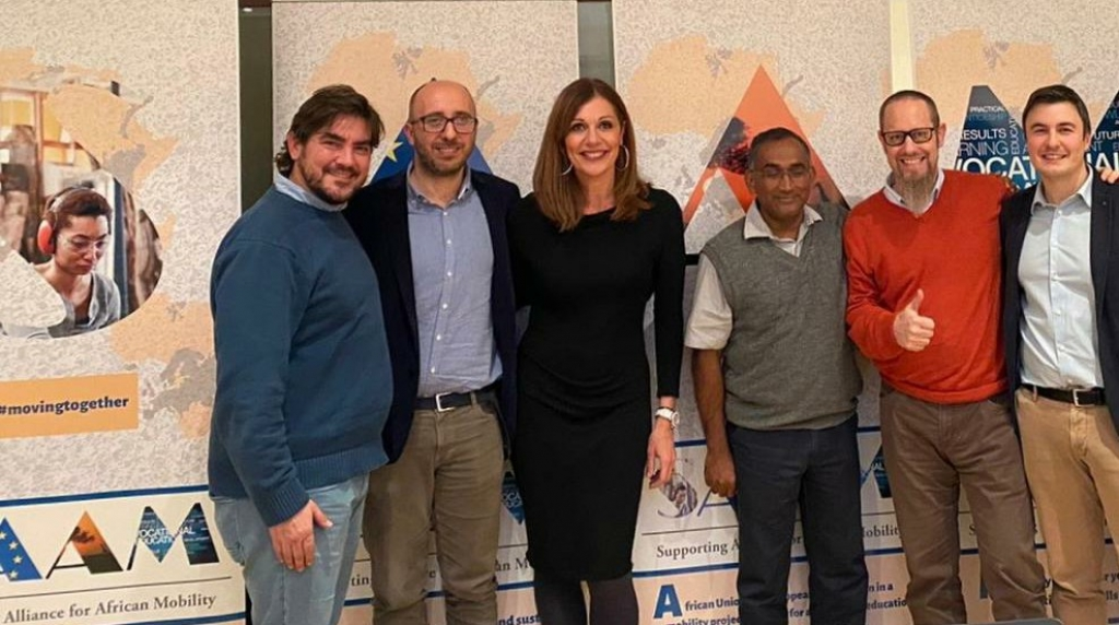Belgium – DBI and other Salesian institutions partners of SAAM project