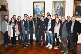 "Germany – Rector Major: ""The Salesian world is wonderful"""