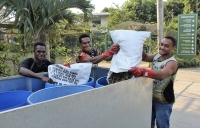 Papua New Guinea - Waste management project led by Don Bosco Technical Institute