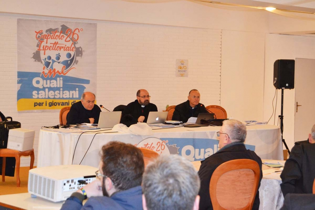 Italy - Provincial Chapter of Salesian Province of Southern Italy