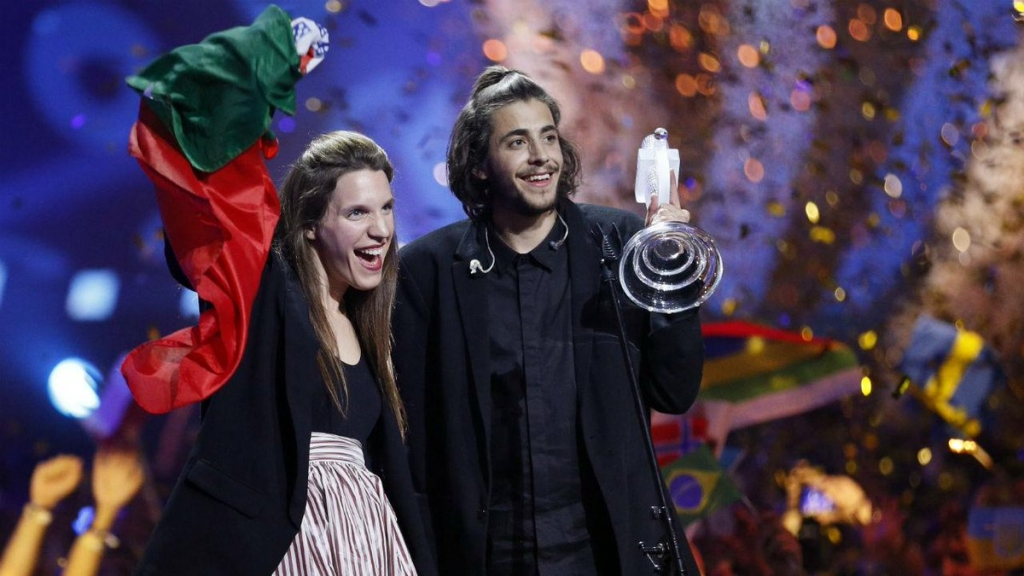 Ukraine - Eurovision Song Contest 2017: winners are Salesian Past Pupils