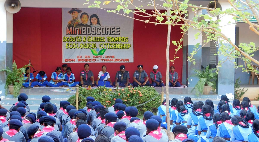 India - Scouts and guides towards ecological citizenship
