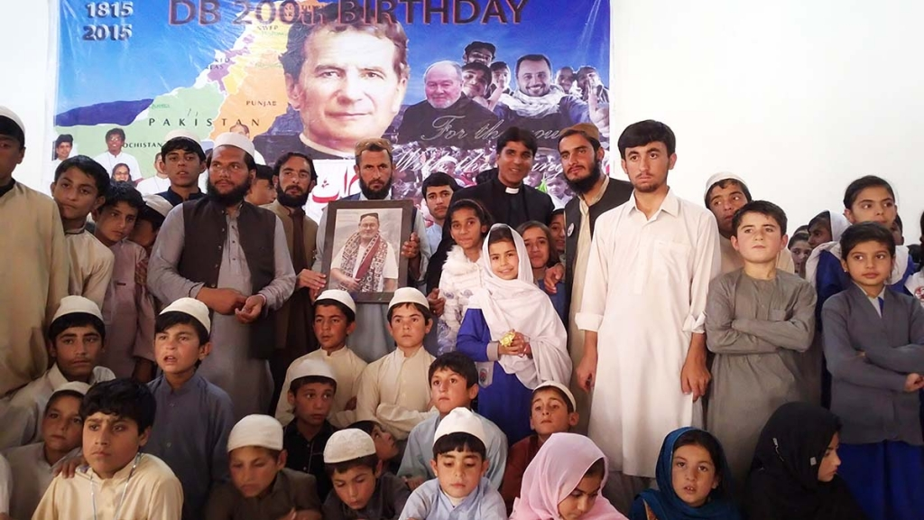 Pakistan - Memory and gratitude of young Pakistanis for Fr Pietro Zago