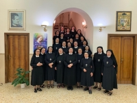 Italy – Mother Graziella Benghini re-elected as Superior General of Salesian Oblates of  Sacred Heart of Jesus