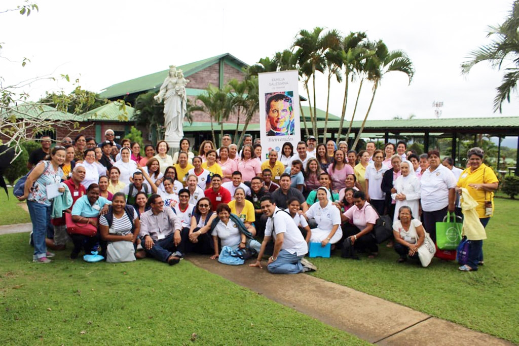 Panama - National Meeting of Salesian Family