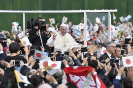 "Japan – Msgr. Yamanouchi, SDB, says: ""The Pope of all, a prophet of God incarnate"""