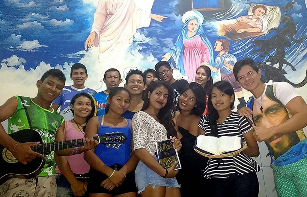 Brazil The Salesian Oratory A Place Of Formation Of Good Christians And Honest Citizens