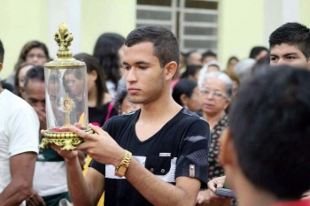 Brazil – Pilgrimage of the Relics of St. Dominic Savio to Manaus