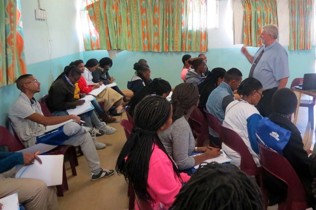 Swaziland – SYM Youth: inspired by Don Bosco's leadership style