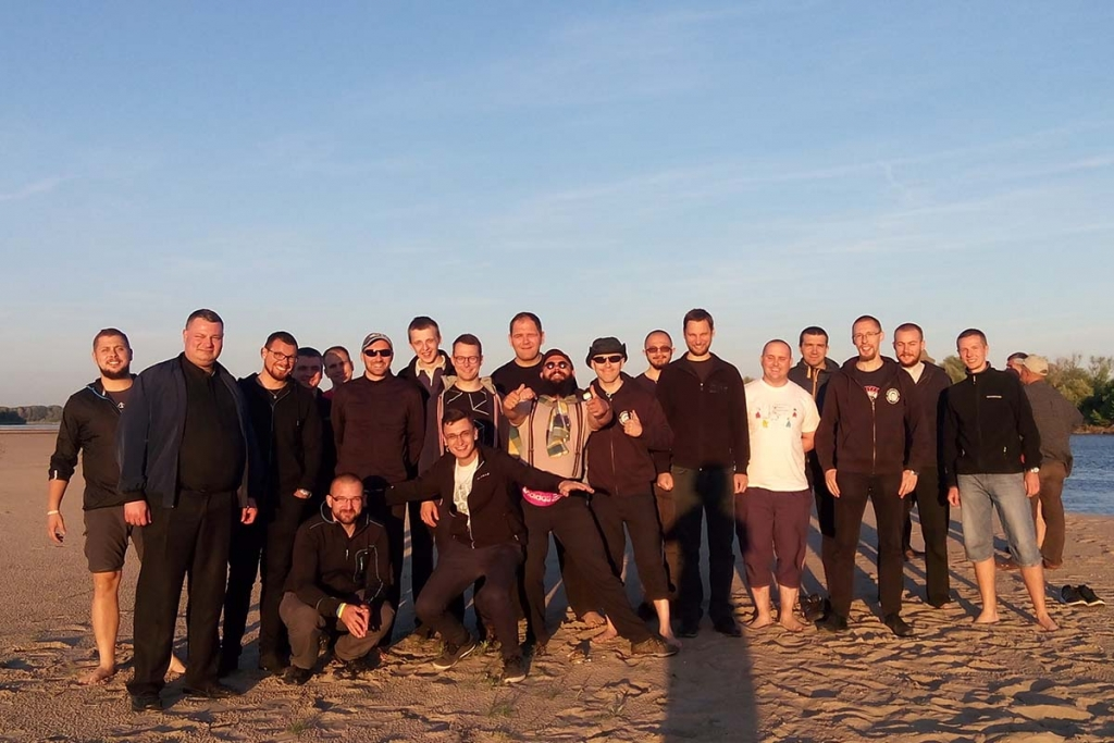 Poland - Spiritual Exercises for Salesian Trainees