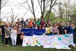 Hungary – DBYN's Study session: Advocates for Education, Budapest 2018