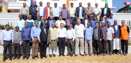 India – South Asia Youth Ministry and Missionary Animation Delegates 2019 Meeting