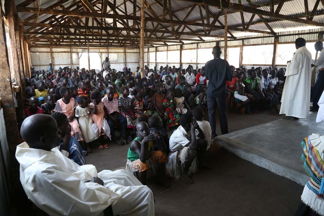 Uganda - Palabek refugee camp welcomes new Salesian presence
