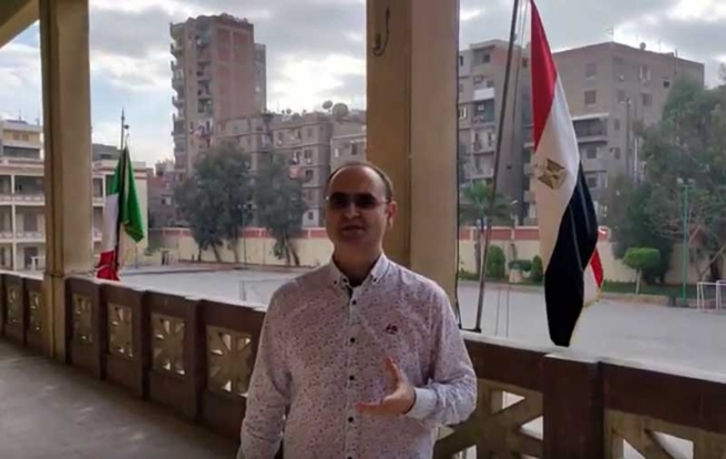 "Egypt – Distance learning: plan implemented by ""Don Bosco Cairo"" school"