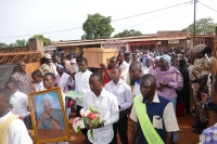 Burkina Faso – Farewell to Fr Fernando Hernández, the assassinated Salesian missionary