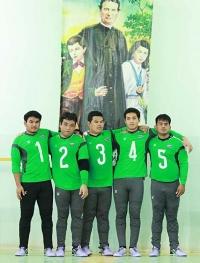 """Thailandia – """"Per noi Don Bosco è un padre"""". La nazionale maschile di Goalball porta Don Bosco agli """"Asian Para Games"""""""