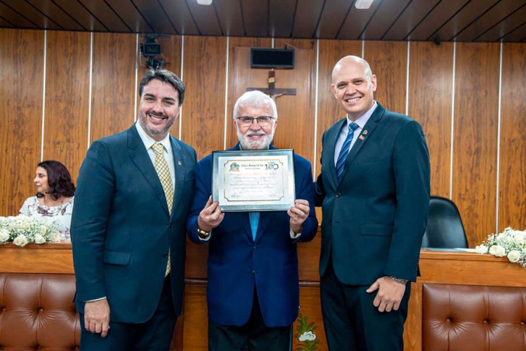 Brazil - Municipal honorary title to Salesians for 80-year presence in Lins