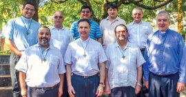 Paraguay – Conclusion of Team Visit with the Rector Major