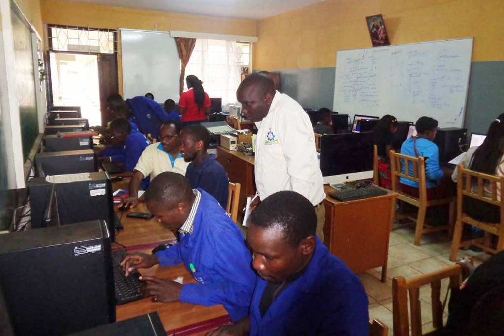 "Kenia - El Instituto ""Don Bosco Boys' Town"" recibe la licencia para formar"