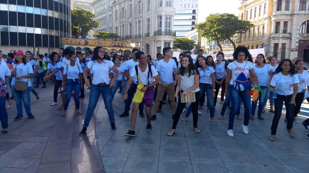 Brazil -V March against Child Labor