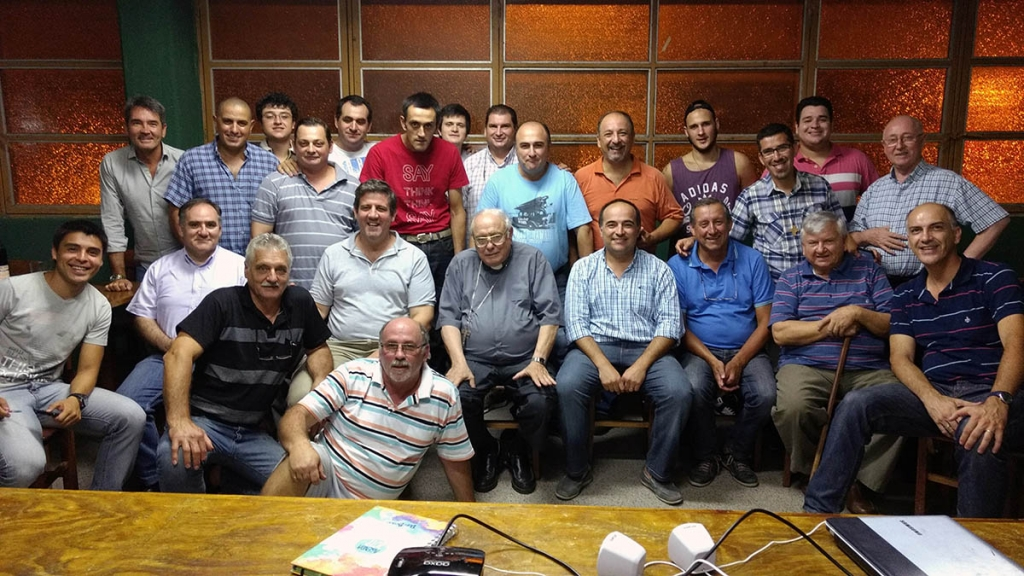 Argentina - Meeting of Past Pupils of Don Bosco of Santa Fe