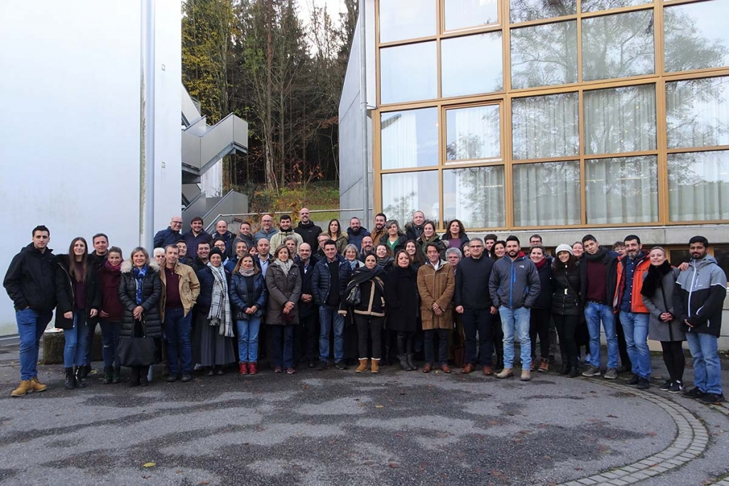 "Germany - IX ""EuroProjects"" meeting of Salesian schools and Vocational Training Centers"