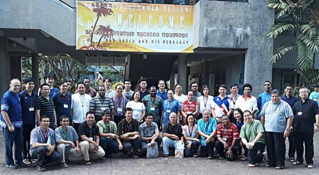 The Philippines – Second EAO Salesian Study Seminar Workshop