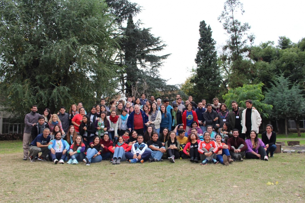 Argentina - National Assembly of the Salesian Youth Movement