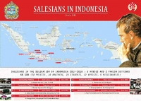 RMG – Erection of the new Vice-province of Saint Louis Versiglia of Indonesia