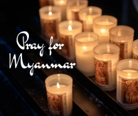 Myanmar – Solidarity and prayer for Myanmar continue throughout East Asia-Oceania Region