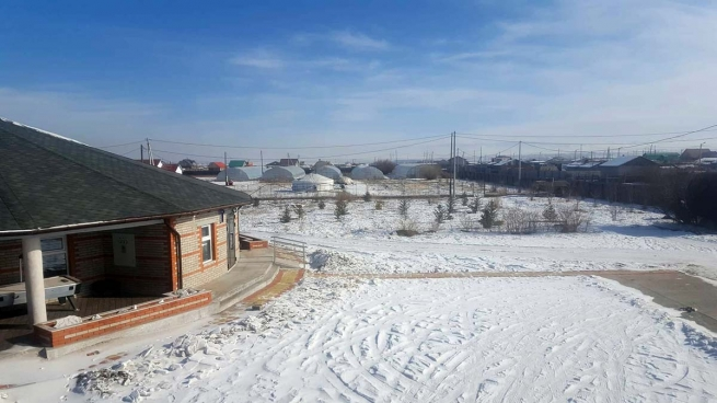 Mongolia – The Shuwuu community is growing greener