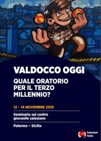 """Italia – """"Valdocco oggi. Quale oratorio per il Terzo Millennio?"""""""