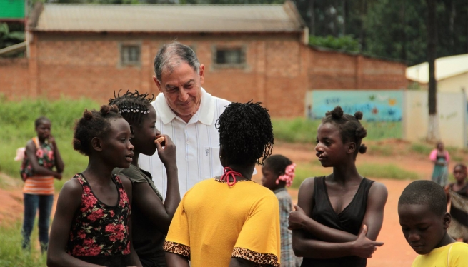 Angola - A Salesian who has dedicated his life to changing the lives of the Angolan people