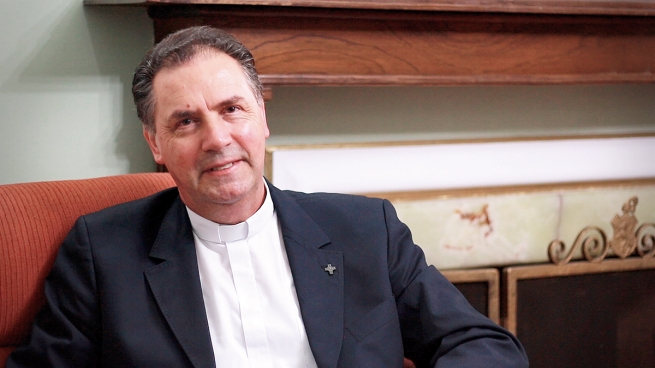 "Mexico - Rector Major: ""Young people, Don Bosco needs you!"""