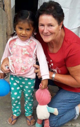 "Bolivia - Roswitha Maus (Don Bosco World): ""We are looking for projects that favor children and young people in precarious conditions"""