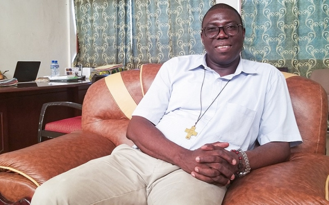 "Togo – Fr Dieudonné Otekpo, SDB: ""National resources are monopolized by a minority at the expense of the great mass"""