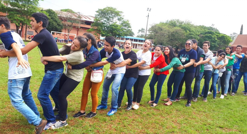 "Paraguay - Over 1000 youths at ""Connected with Christ"" sports event"