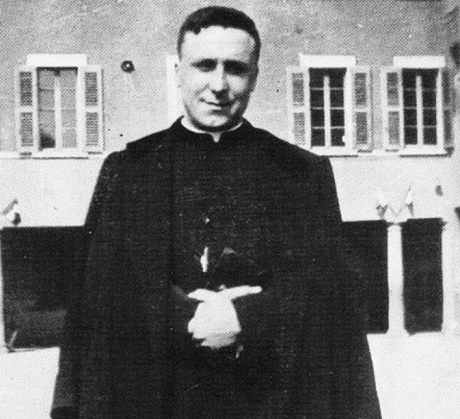 Vatican – Progress in the cause of the Servant of God Fr Elia Comini, SDB