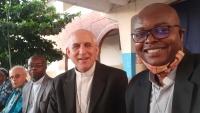 Democratic Republic of Congo – First activities of new Provincial: two Curatorium